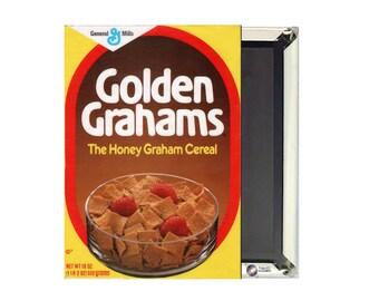 Golden Grahams Cereal Magnet