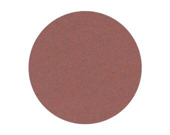 Plummet, 26 mm, Pressed Matte Eyeshadow, Deep Plum Matte Eyeshadow, Mineral Eyeshadow, 10 gram jar