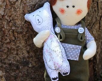 Doll (rag doll)