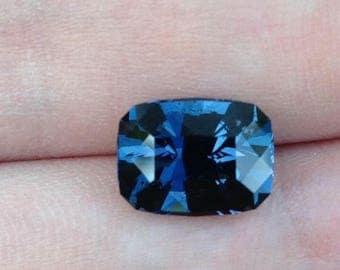 3.63 ct Color Change Cobalt Blue Spinel