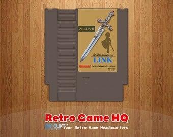 NES - Zelda II: The NEW Adventure of Link