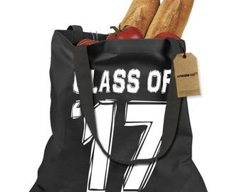 Class of 2017 Shopping Tote Bag