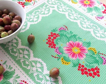 Kitchen towel Tea tablecloth Tea towel Dish towel Tea napkin russian Kitchen gifts for women Housewarming Gift for wife gift for lover