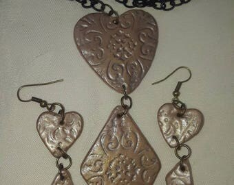 Royal Flush Jewelry Set