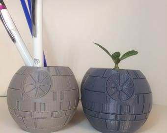 Star Wars Death Star Plant Planter