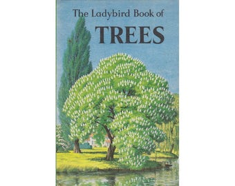 The Ladybird Book of Trees, 1960s vintage, almost perfect condition