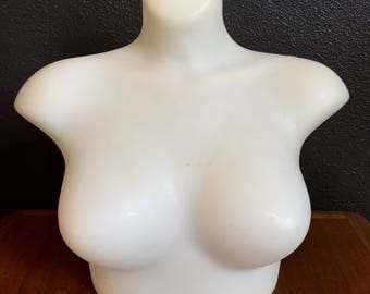 Vintage Female Bust Form
