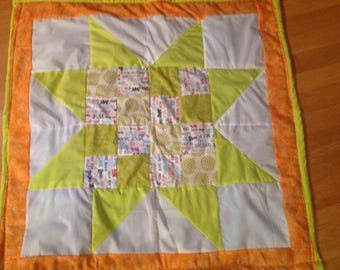 Pet blanket quilted