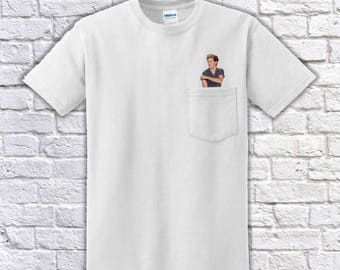 Niall Horan Pocket T-Shirt