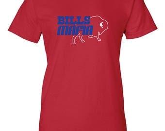 Bills Mafia Women's Cut T-Shirt
