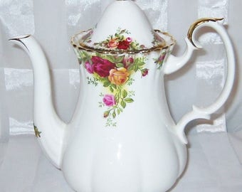 Royal Albert - Old Country Roses - Large Coffee Pot