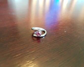 14 g hoop ring