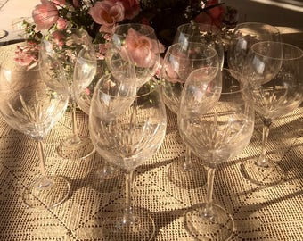 Duchesse by Wedgwood Vera Wang (10) WATER GOBLETS