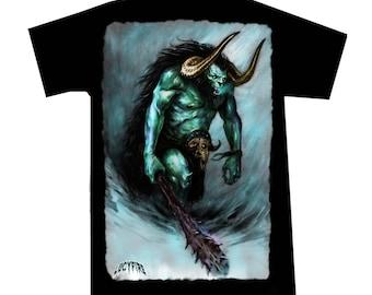 Fantasy T-shirt The Beast