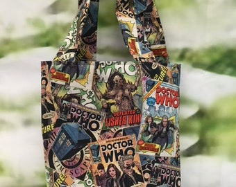Medium Dr. Who Tote