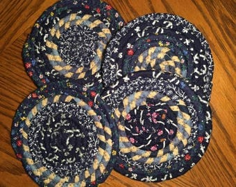 Coasters Coiled Rope Hotpad