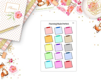Post It note Stickers (P326)