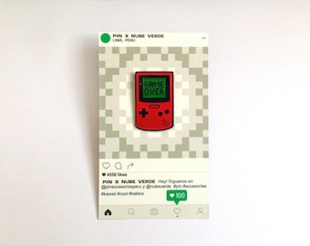 GAMEBOY COLOR PIN