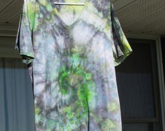 Custom Tie Dye T-shirt XL