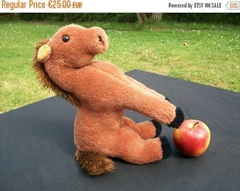 ON SALE Vintage Toys//Plush Toy//Soft Toys//Stuffed Toys//Plushie//Dakin//Horse//Kids Toys//Toy Horse//Plush Animal//Stuffed Animal
