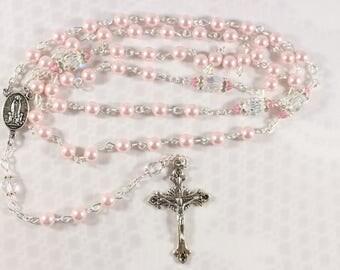 Swarovski Rosaline Rosary