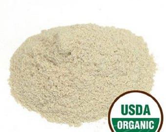 Marshmallow Root  POWDER, Organic  1 oz.