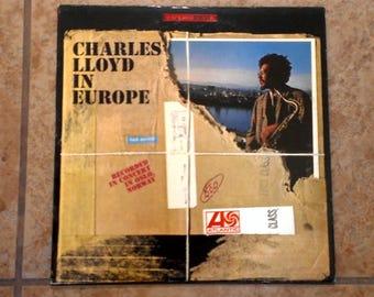 "Charles lloyd  ""In Europe"""