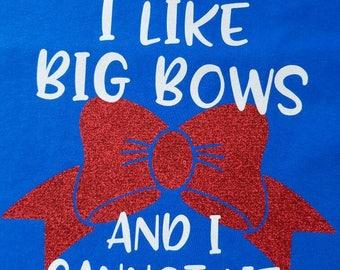 I like big bows ...