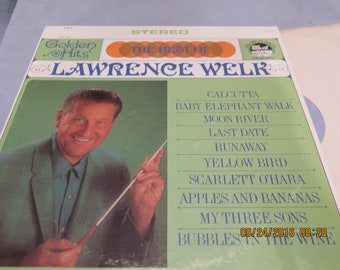 The Best of Lawrence Welk DLP-25812 1967