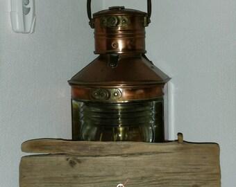 Natural Driftwood pendulum