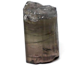 Bi Color Tourmaline Crystal