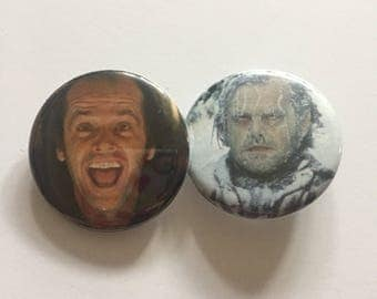 The Shining pin pack