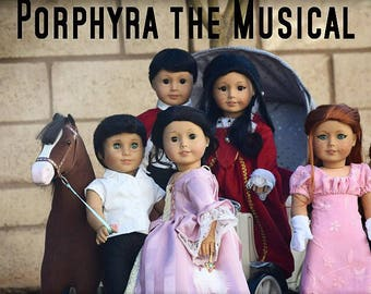 Porphyra the Musical Poster
