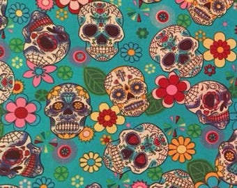 Slimming World Folder Sleeve (skulls)