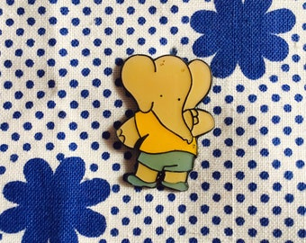 """Enamel Pin """"Arthur/Babar"""""""