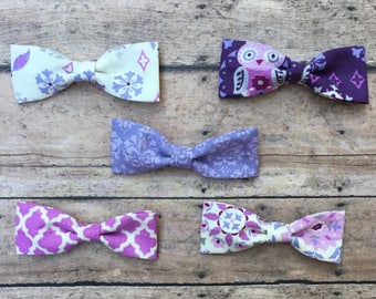 fabric bundle pack, limited edition fabric bows