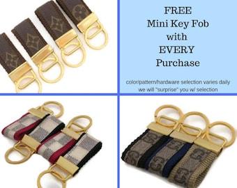 gucci lanyard. louis key fob gucci fob! mini free with lanyard
