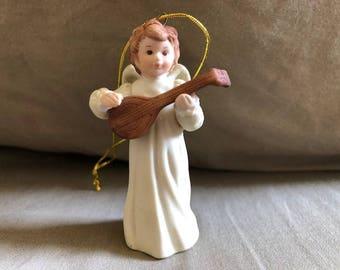 Vintage Schmid Angel Ornament