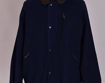 Barbour Moleskin Blouson Jacket