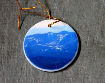 Whiteface Mountain Ornament