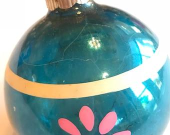 Shiny Brite Ornament, Vintage Shiny Brite