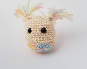 Quilt-quilt small thing cute handmade (amigurumi)