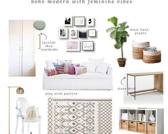 Living Room Design (Home Decor)