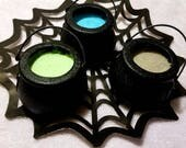 Spooky Cauldron Bath Bomb