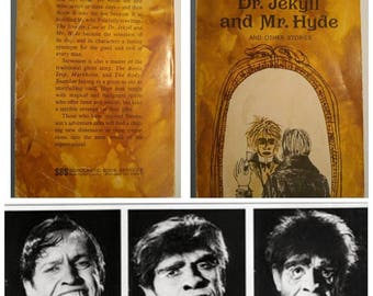 Dr. Jekyll and Mr. Hyde and other stories 1972 Paperback