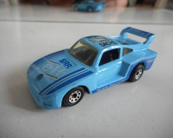 Matchbox Porsche 935 Racing in Blue
