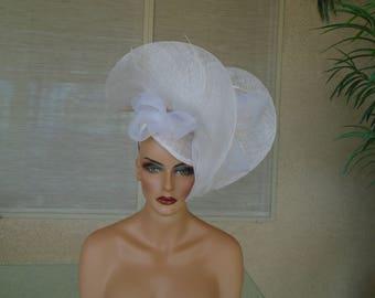 bridal hat