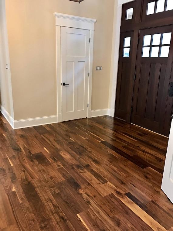Sale Black Walnut Flooring