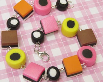 English Liquorice Bracelet