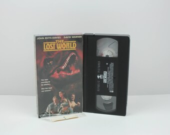 Lost World [VHS] (1992)
